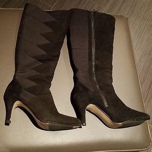 🖤👢Adrienne Vittadini boots 8M-WC